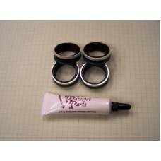 High Pressure Seal Kit (Seals and Hoops)
